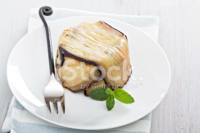 Eggplant Pasta Bake stock photos - FreeImages.com