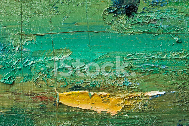 Abstract Painted Green Art Stock Vector Freeimages Com