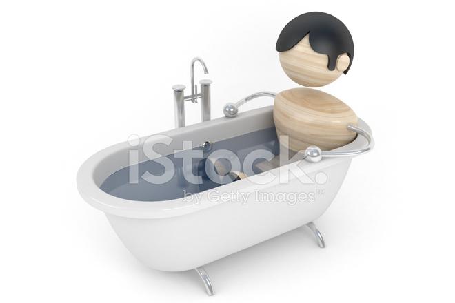 Vasca Da Bagno Relax : Uomo relax nella vasca da bagno spa fotografie stock freeimages.com