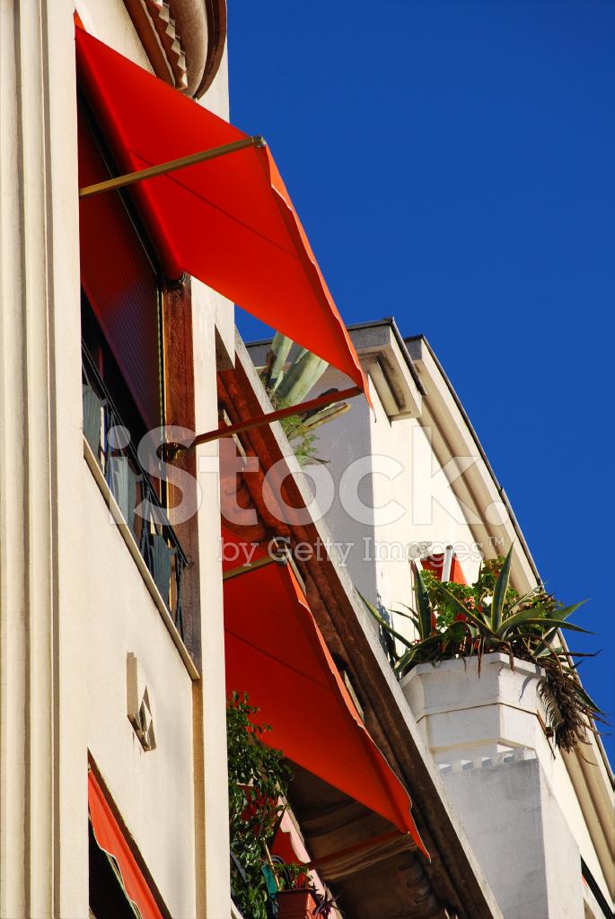 Sunshade and Balcony Stock Photos - FreeImages com
