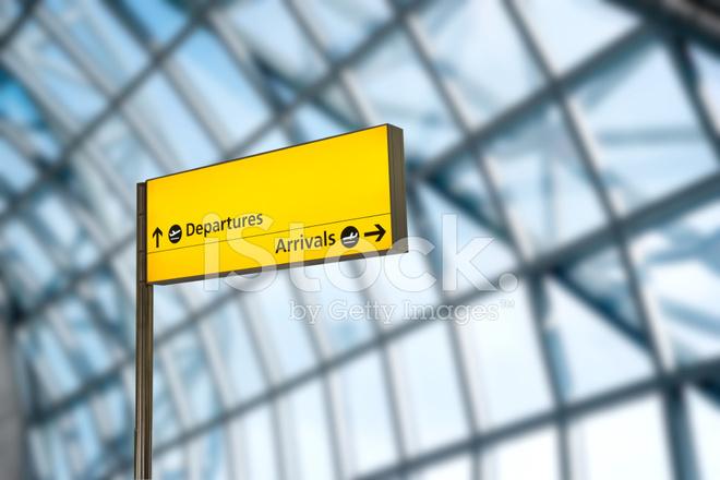 Arrival Zeichen