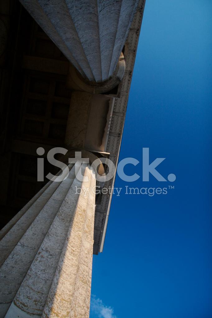 Old Stone Pillars : Old stone pillars stock photos freeimages