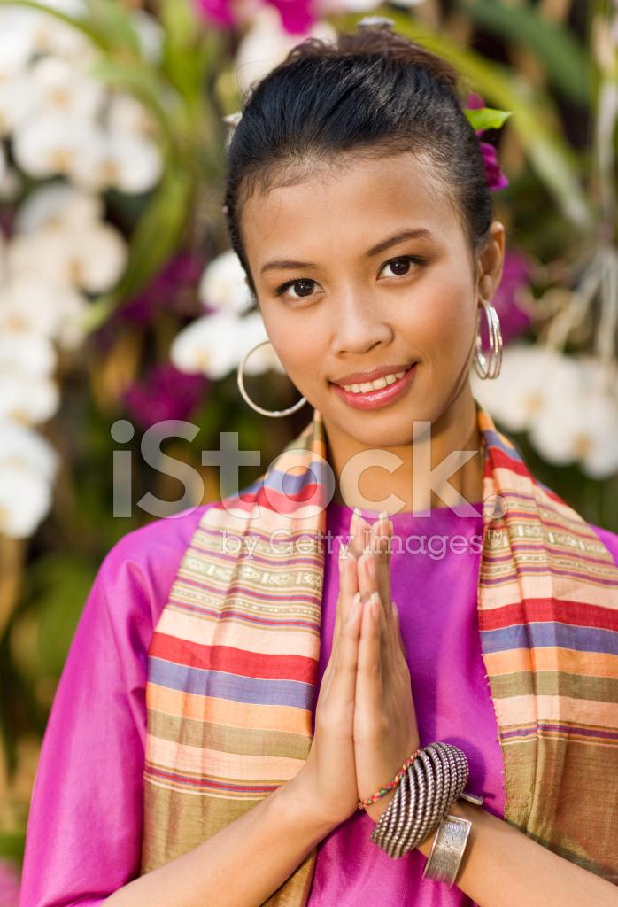 thai beautiful woman