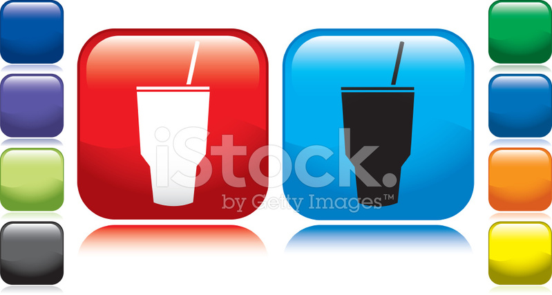 Fast Food Soft Drink Icon Stock Vector Freeimages