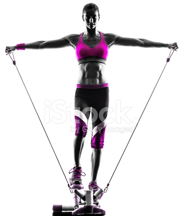 fitness stepper oefeningen
