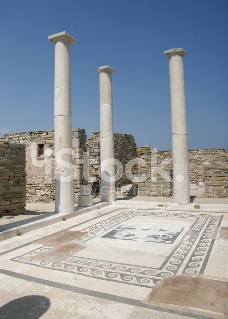 希腊数字素材_数字图书馆,希腊考古站点 照片素材 - FreeImages.com