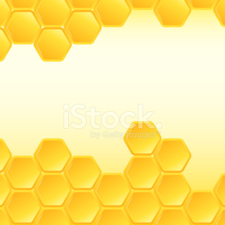 Honeycomb background stock vector freeimages honeycomb background voltagebd Image collections
