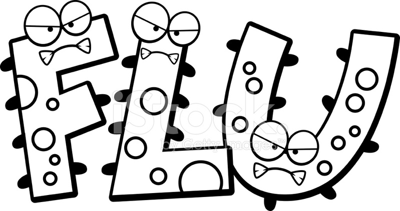 Inoculating Cartoons and Comics - funny pictures from ... |Flu Bug Cartoons