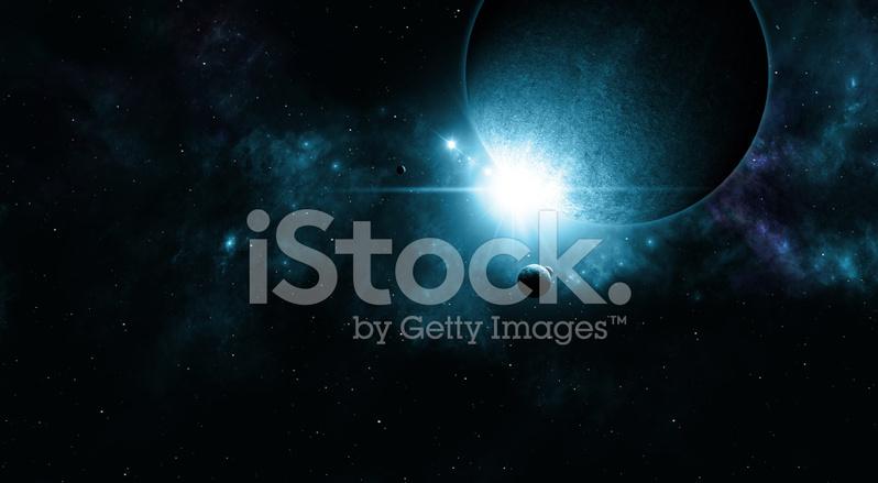 Uzay Eclipse Arka Plan Stok Fotoğrafları Freeimagescom