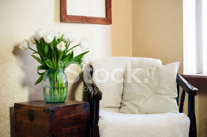 Sedie Depoca : Interno di casa sedia depoca fotografie stock freeimages.com