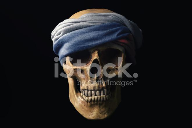 Kafatası Ile Rusya Bayrağı Stok Fotoğrafları Freeimagescom