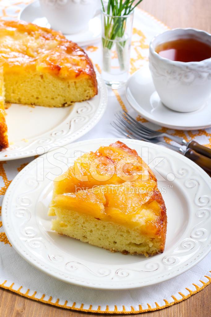 Apple And Cinnamon Upside Down Cake