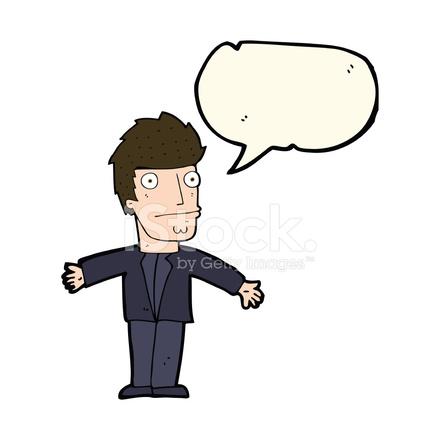 Confused Man Cartoon