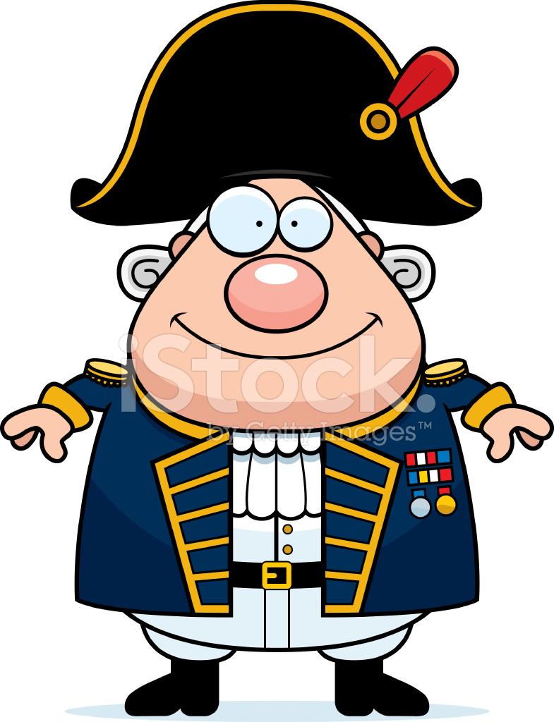 Cartoon Characters Uk : Happy cartoon british admiral stock vector freeimages