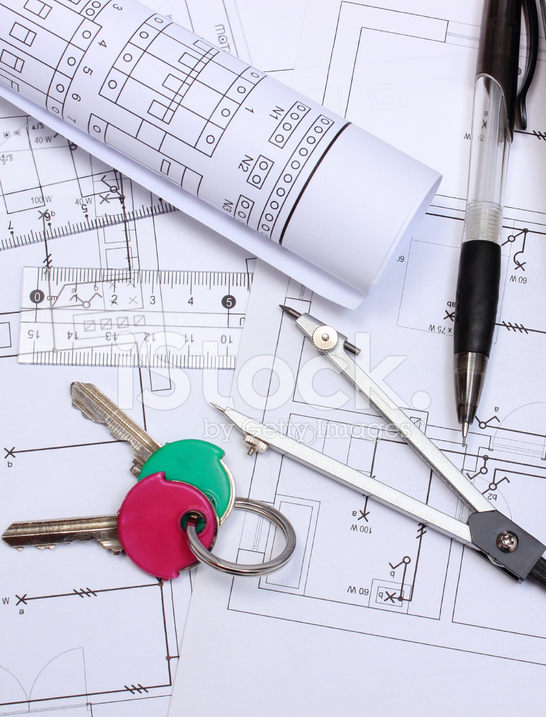 Schemi Elettrici Casa : Accessori per chiavi di casa e disegno di schemi elettrici