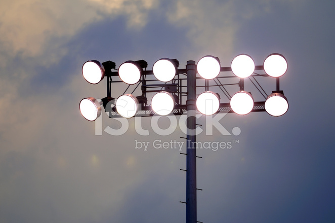Outdoor sports arena stock photos freeimages outdoor sports arena lighting workwithnaturefo