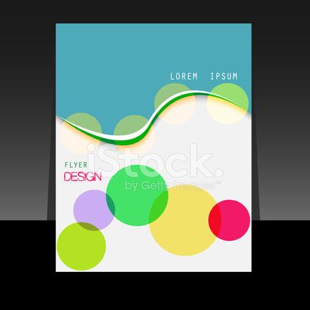Vektor Abstrakte Kreative Visitenkarten Stock Vector
