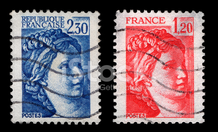 Food Postage Stamps