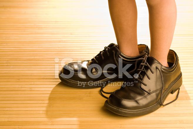 3dd7c4eee Premium Stock Photo of Sapatos Grandes Para Encher