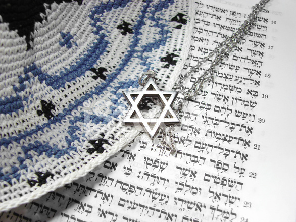 Jewish Religious Symbols From Top Stock Photos Freeimages