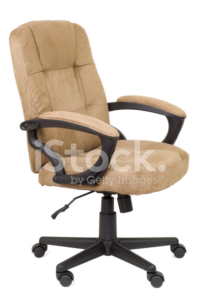 Bequemen Bürostuhl Schreibtisch Stockfotos Freeimagescom