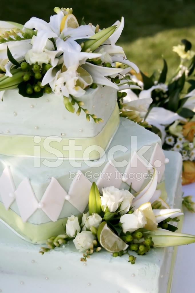 Sommer Hochzeitstorte Stockfotos Freeimages Com