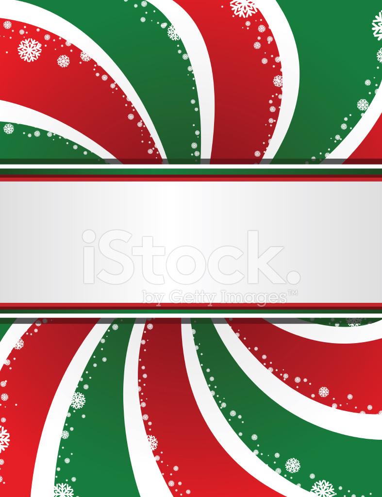Weihnachten Schneeflocken Windung Banner Hintergrund Stock Vector ...