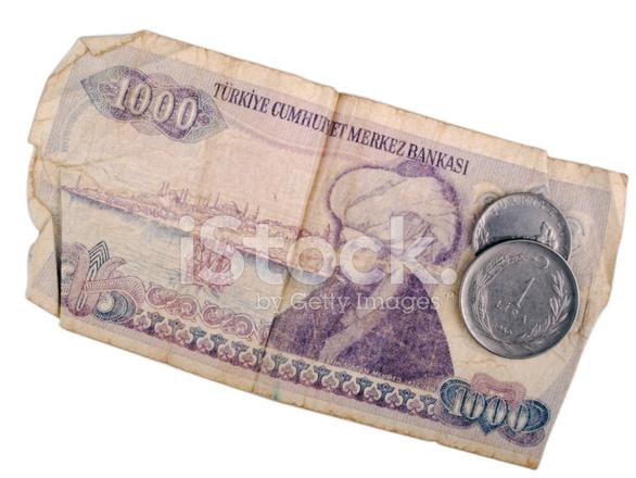 turkiska sedlar