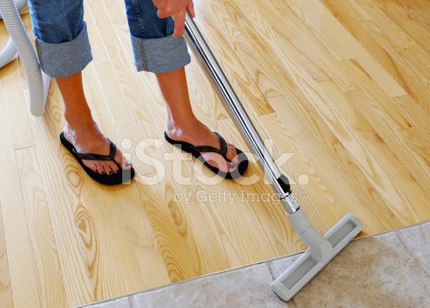 Vacuuming Wood Floor Stock Photos Freeimages