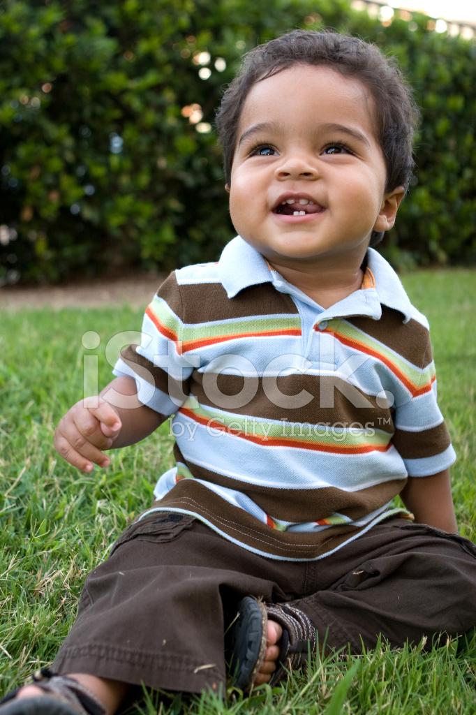 Cute Hispanic Kid Stock Photos