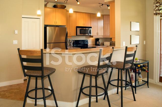 Cucina Banco Bar Fotografie stock - FreeImages.com