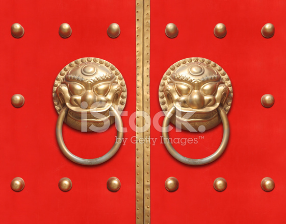 Premium Stock Photo of Traditional Chinese Door  sc 1 st  FreeImages.com & Traditional Chinese Door Stock Photos - FreeImages.com