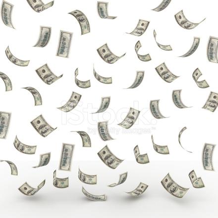 Falling Money Stock Photos Freeimages Com