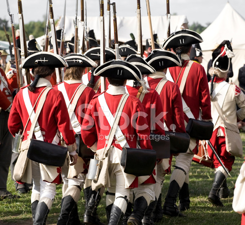 British Army Redcoats stock photos - FreeImages.com