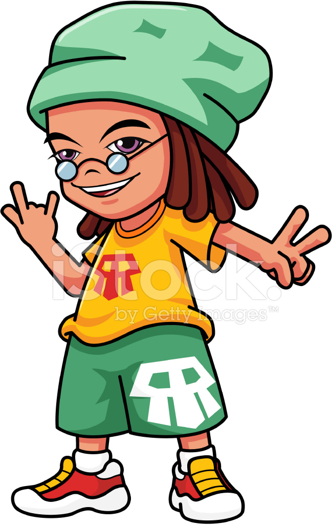 hip hop cartoon stock vector freeimages com oak tree clip art free oak tree clip art with moss