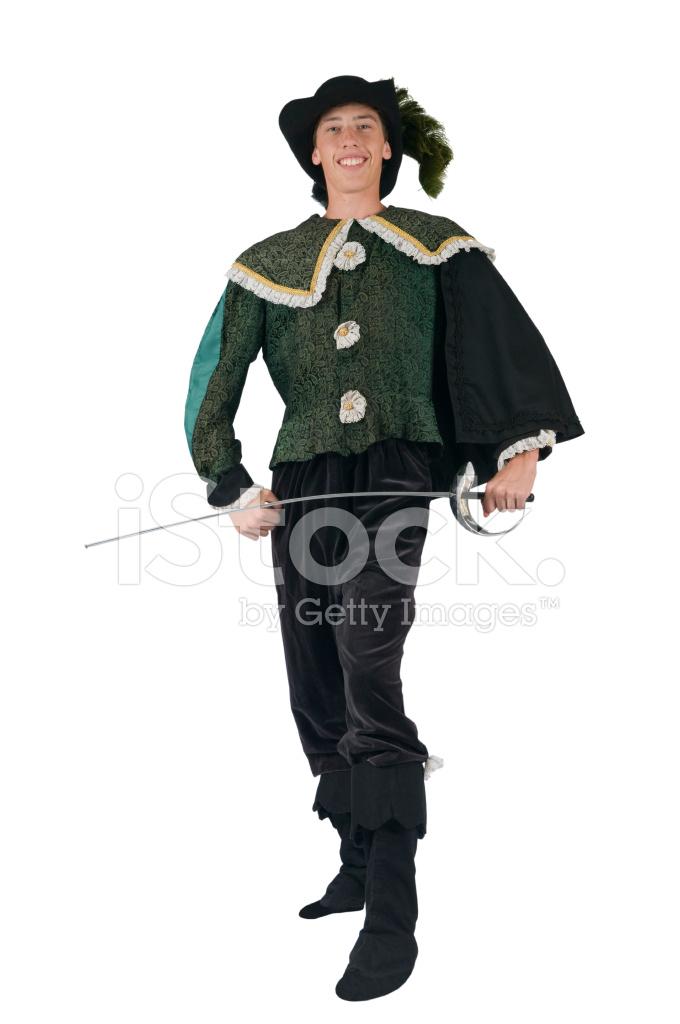 Premium Stock Photo of Tenue Renaissance Costume Série