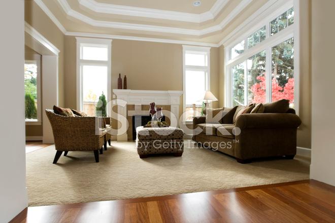 Neue Luxus Wohnzimmer Moderne Innenarchitektur Stockfotos ...