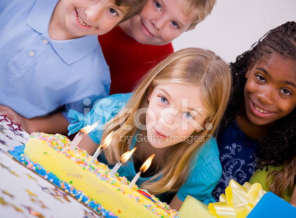 The Descent Birthday Cake