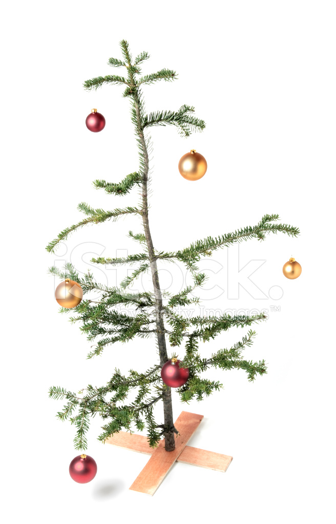 Charlie Brown Christmas Tree Image