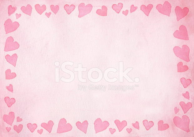 Valentines Day Card Background