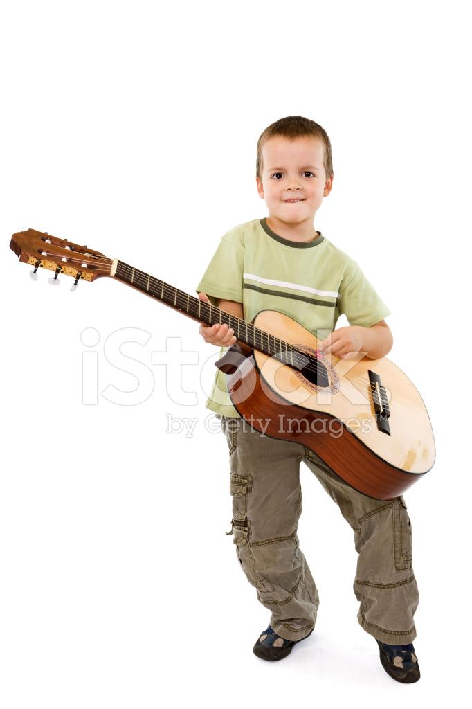 Kid Guitarist From School Of Rock