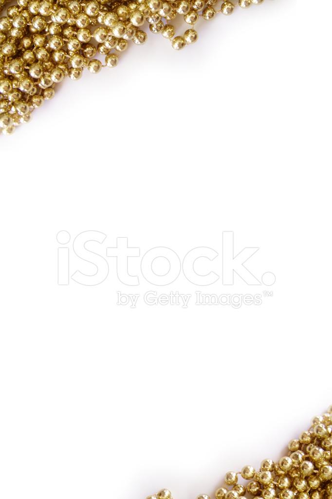 Golden Christmas Border Stock Photos Freeimages Com