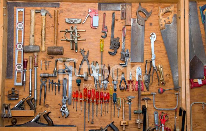 Комплект инструментов своими руками 36