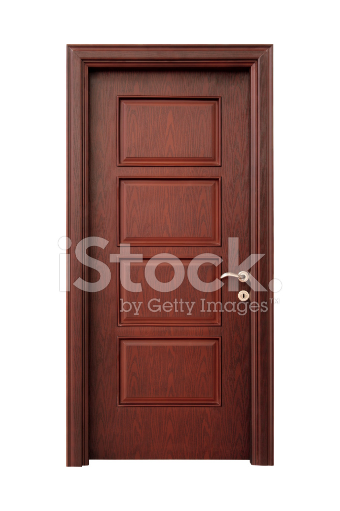 Porte Interne IN Legno Fotografie stock - FreeImages.com