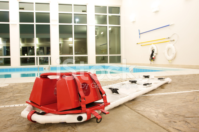 Pool First Aid Equipment Stock Photos Freeimages Com