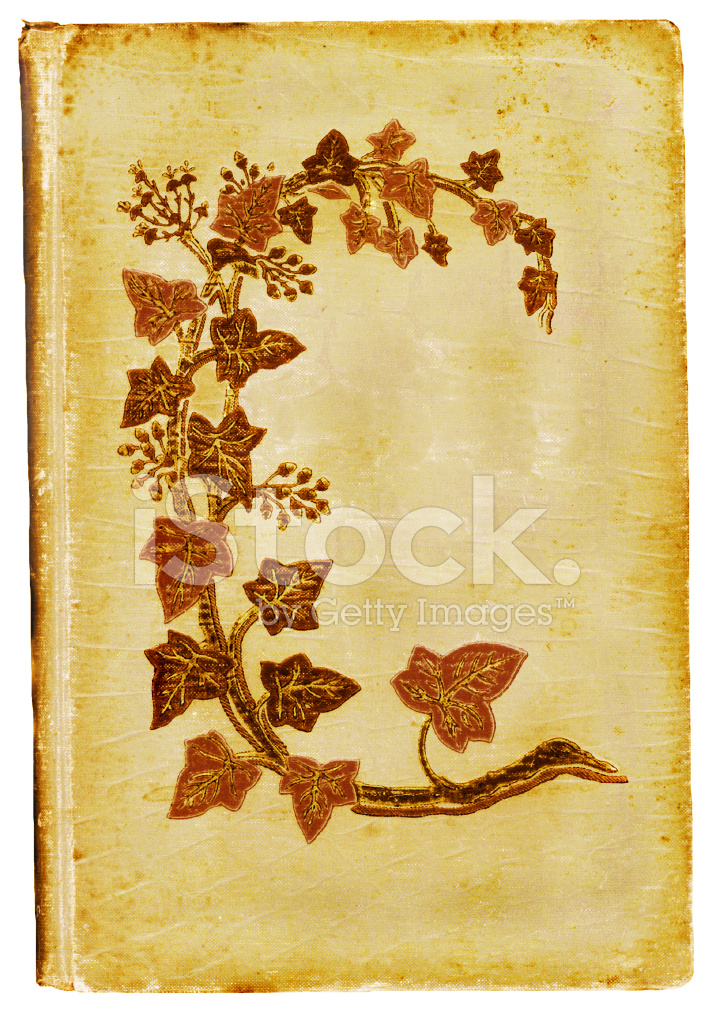 Book Cover Stock Art : Antique book cover stock photos freeimages
