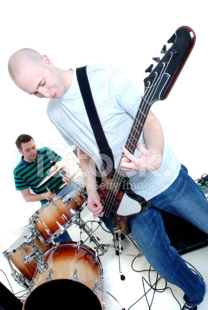 изготавливаем басист и ударник картинка этот самый