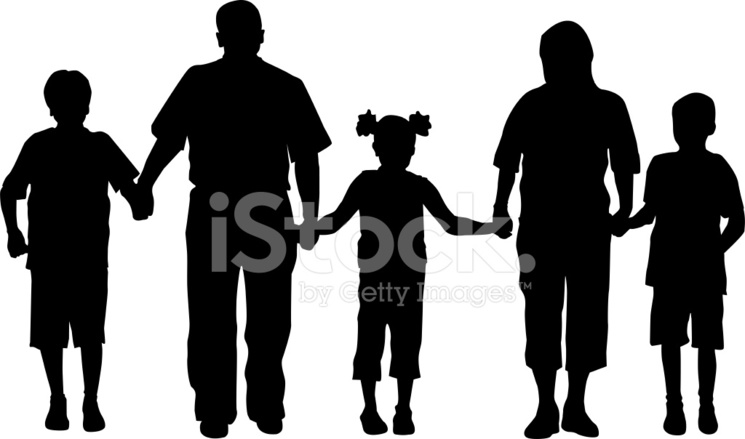 Unità Della Famiglia Felice Fotografie Stock Freeimagescom