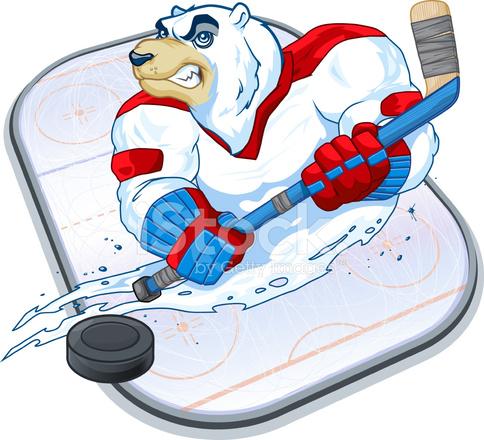 картинки арт животные хоккей формы является