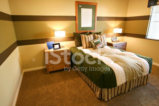 de slaapkamer van kind